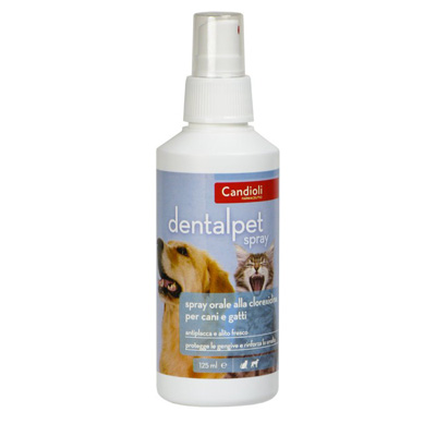 Candioli DentalPet Spray - 125мл -