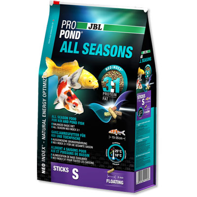 JBL ProPond All Seasons S - храна на гранули - 4125100