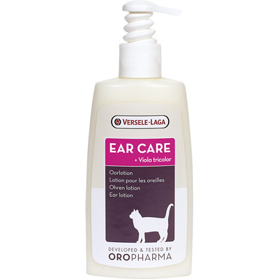 Versele Laga Oropharma Ear Care Cat lotion - 150мл - 460556