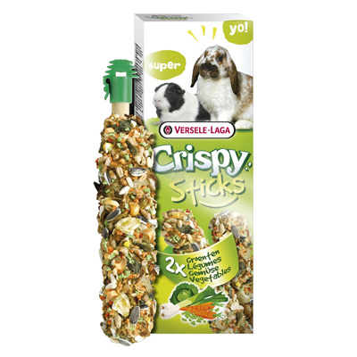 Versele Laga Sticks Rabbits-Guinea Pigs Vegetables - 2 х 55гр - 462058