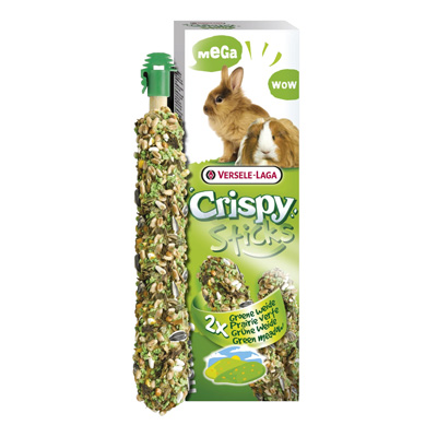 Versele Laga Mega Sticks Rabbits-Guinea Pigs Green meadow - 2 х 70гр - 462061