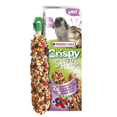 Versele Laga Sticks Rabbits-Chinchillas Forest Fruit - 2 х 55гр - 462062