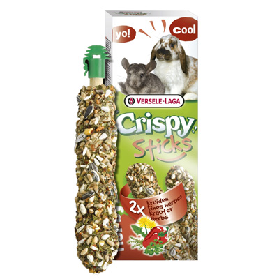 Versele Laga Sticks Rabbits-Chinchillas Herbs - 2 х 55гр - 462063