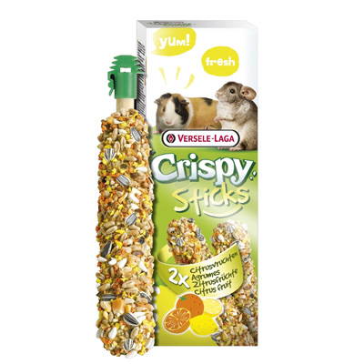 Versele Laga Sticks Guinea Pigs-Chinchillas Citrus Fruit - 2 х 55гр - 462066