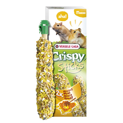 Versele Laga Sticks Hamsters-Gerbils Honey - 2 х 55гр - 462069
