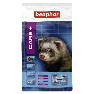 Beaphar Care + Super Premium - храна за порче - 140250