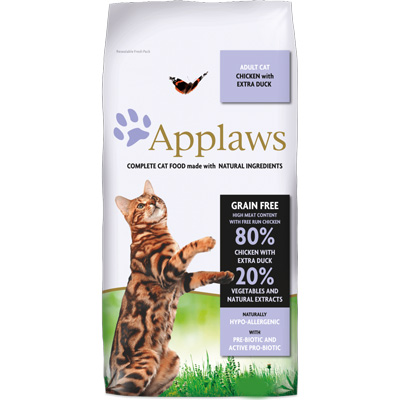 Applaws Cat Adult Chicken with Extra Duck - 4140
