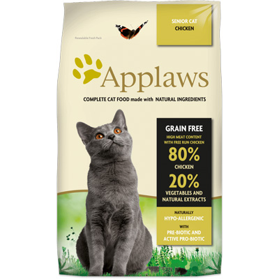 Applaws Cat Senior Chicken - 4105