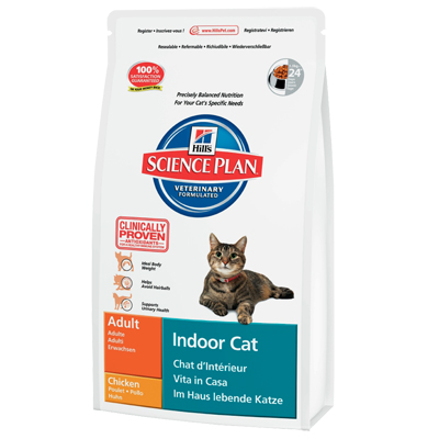 Hills SP Feline Adult Indoor Cat - 5285EA