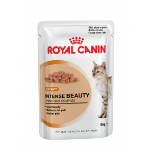 Royal Canin Intense Beauty - 85 гр пауч - AFH31