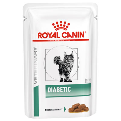 Royal Canin Cat Diabetic - пауч при диабет - BY49H