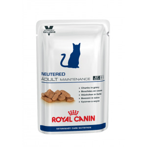 Royal Canin VCN Neutered Adult Maintance Cat - 100 гр пауч - ABB69