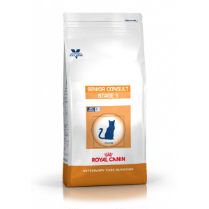 Royal Canin VCN Cat Senior Consult Stage 1 - 178380,178390