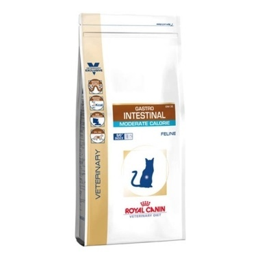 Royal Canin Gastro Intestinal Moderate Calorie Cat - 153590,153600