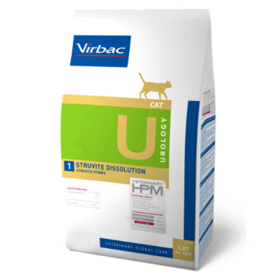 Virbac Cat Urology Struvite Dissolution -