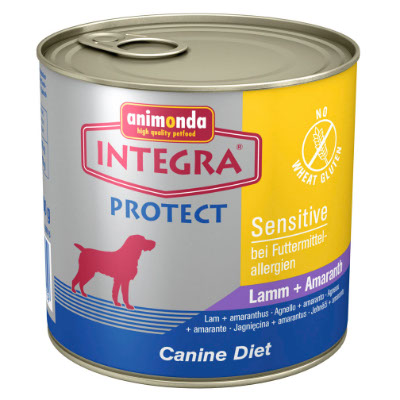 INTEGRA Protect Sensitive, агне и амарант - 600 гр - 0904608