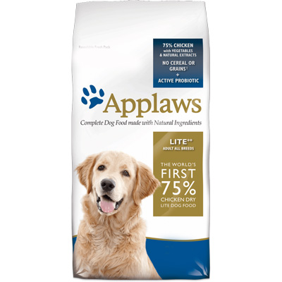 Applaws Dog Light Adult All Breeds Chicken - DD4520DL
