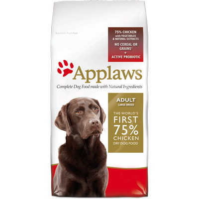 Applaws Dog Adult Large Breeds Chicken - DD4520LBA