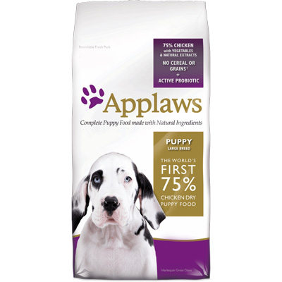 Applaws Dog Puppy Large Breeds Chicken - DD4520LBP