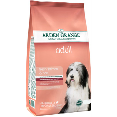 Arden Grange Adult - Salmon & rice -