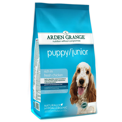 Arden Grange Puppy Junior -