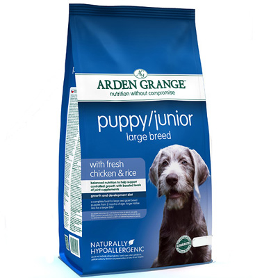 Arden Grange Puppy Junior Large Breed -