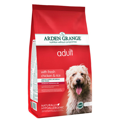 Arden Grange Adult - Chicken -