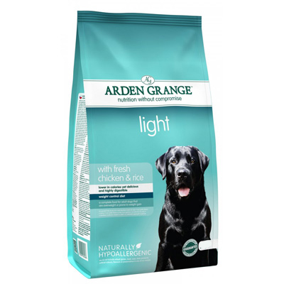 Arden Grange Adult Light - chicken & rice -