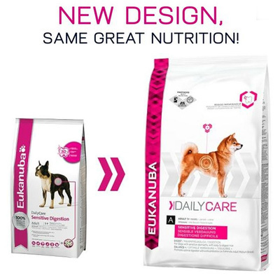 Eukanuba Dog Sensitive Digestion -