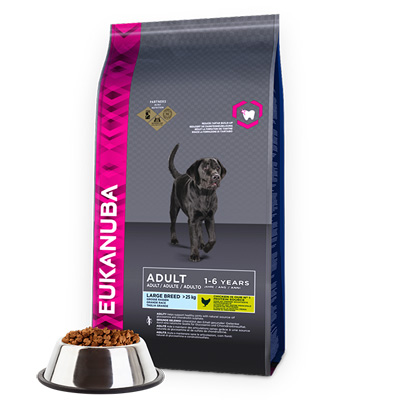 Eukanuba Large Breed Adult -