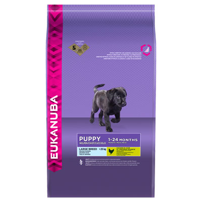 Eukanuba Large Breed Puppy & Junior -