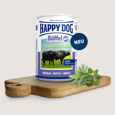 Happy Dog  Biffel PUR - Биволско  - 2743