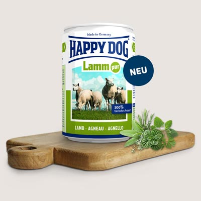 Happy Dog  Lamm PUR - Агнешко - 2725955
