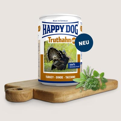 Happy Dog  Truthahn Pur - Пуешко  - 2721765