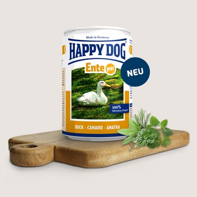 Happy Dog  Ente PUR - Патешко  - 2745
