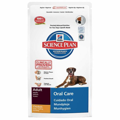 Hills SP Canine Adult Oral Care - 5 кг - 9462М