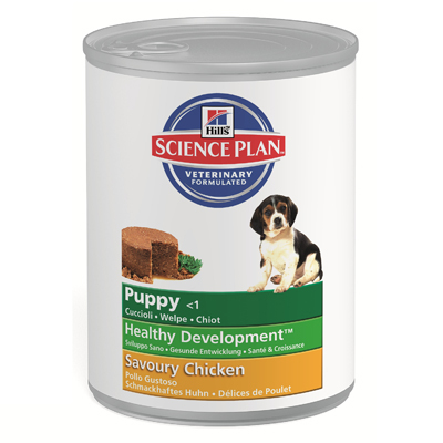 Hills SP Canine Puppy Healthy Development Chicken - 370 гр, консерва - 8036M