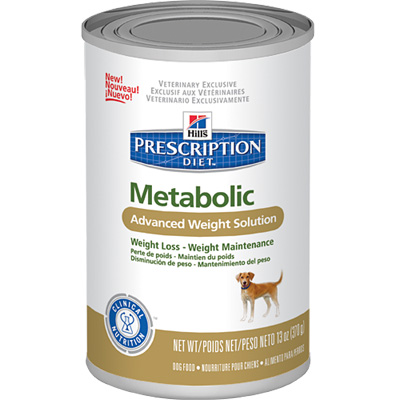 Hills PD wet Canine Metabolic - 370 гр - 2101M