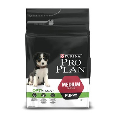 Pro Plan Medium Puppy с пиле -