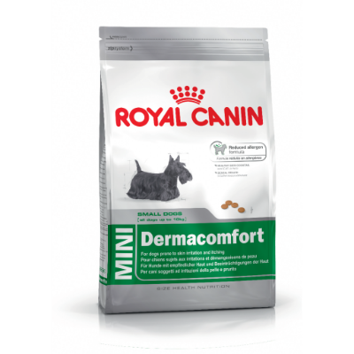 Royal Canin Mini Dermacomfort - 173130 173160 173180