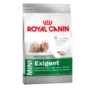 Royal Canin Mini Exigent - 174730 174760 174770