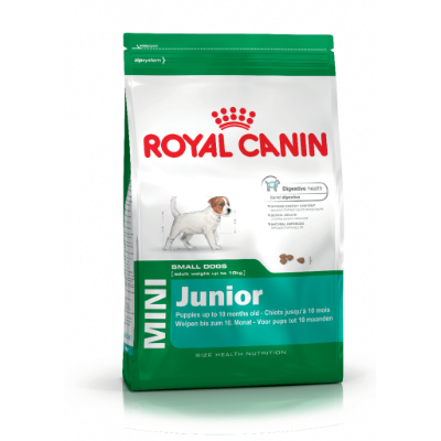Royal Canin Mini Junior - 172610 172650 172670 172680