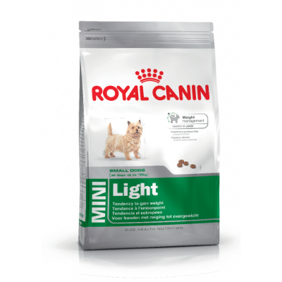 Royal Canin Mini Light - 173080 225480 225510