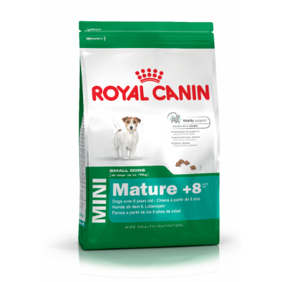 Royal Canin Mini Mature +8 - 172980