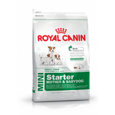 Royal Canin Mini Starter - 159820 159830