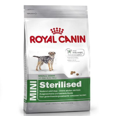 Royal Canin Mini Sterilised Adult - 184570 184600
