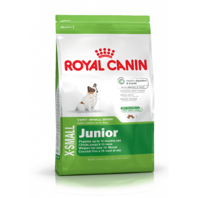 Royal Canin X-Small Junior - 173240 173250