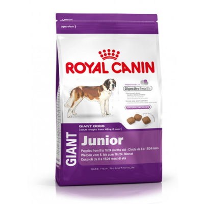 Royal Canin Giant Junior - 159670 159680
