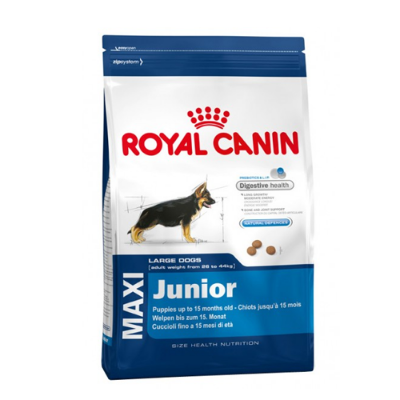 Royal Canin Maxi Junior - 159500 160140 159510 159520