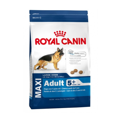 Royal Canin Maxi Adult 5+ - 181410 181420 181440